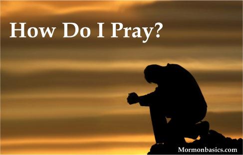 Simple Steps to Prayer